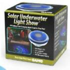 Solar Power Underwater Swimming Pool Pond Color Changing LED Light Show