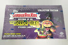 SEALED 2019 Garbage Pail Kids S2 Revenge of OH THE HORROR-IBLE Collector Box GPK