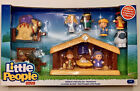 NEW Fisher Price LITTLE PEOPLE Childrens Nativity Set 11 Figures + Manger