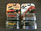 Hot Wheels FORZA Gran Turismo FORD GT CORVETTE C7R 73 FALCON XB AMC REBEL