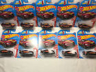 Hot Wheels Target Red Edition Custom 18 Ford Mustang GT Joey Logano Lot Of 10