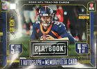 2020 Panini Playbook Football Mega Box FACTORY SEALED