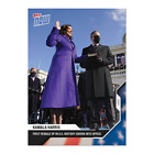 2020 Topps Now Election Trading Cards - Inauguration Print Runs 8