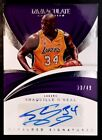 SHAQUILLE O'NEAL-2017 18 Immaculate (#20 49) AUTOGRAPH AUTO-RARE