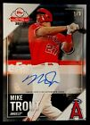 Mike Trout Signs Exclusive Autograph Deal with Topps 20