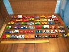 Vintage Lot of 40 Diecast Vehicles HOT WHEELS MATCHBOX Others