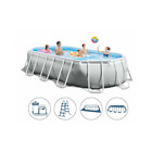 Intex 26796 above ground pool with frame cm 503x274x122 h Prisma Frame and pump