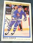 Mats Sundin Cards, Rookie Cards and Autographed Memorabilia Guide 21