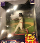 1999 Starting Lineup Stadium Start Kenny Lofton Action Figure Cleveland Indians