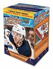 2020-21 Upper Deck Series 1 Hockey 7 Pack Blaster Box NHL Look for Young Guns