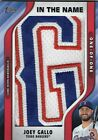 Joey Gallo Rookie Cards and Key Prospect Cards Guide 35