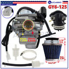 New GY6 Carburetor 32mm for GY6 150cc 250cc Moped Scooter KF Carb