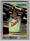Bert Blyleven Cards, Rookie Cards and Autographed Memorabilia Guide 12