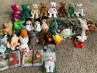Beanie Babie Lot All With Tags RARE