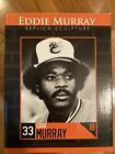 Eddie Murray Cards, Rookie Cards and Autographed Memorabilia Guide 12
