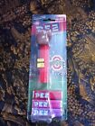 Ohio State Buckeyes Football Collectible PEZ Candy and Dispenser