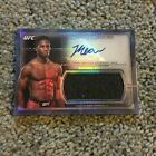 2019 Topps UFC Museum Collection MMA Cards 26