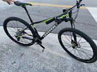 2015 Lefty Cannondale F SI Carbon 1 MTB Mountain bike xt y xtr
