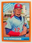 Tyler Kolek, Kyle Schwarber Named 2014 Topps Heritage Minor League Mystery Redemptions 15