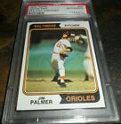 Jim Palmer Cards, Rookie Cards and Autographed Memorabilia Guide 45
