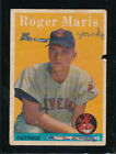 Roger Maris Cards and Autographed Memorabilia Guide 5