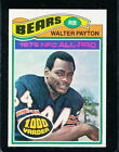 Walter Payton Football Cards, Rookie Card and Autograph Memorabilia Guide 23