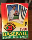 1991-Bowman-Baseball-Box-Sealed-36-Packs
