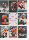 2009-10 Stanley Cup Cards: Philadelphia Flyers 18
