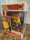 🎧 Funko Pop! Television The Simpsons Otto Mann Target Con 2021 Exclusive #907
