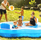 Inflatable Pool for Kids Family Adults Party Summer Fun Water Toys 10 Feet NEW