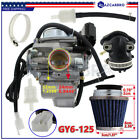 Carburetor Intake manifold Kit For GY6 150 150cc Scooter Moped Go Kart Sunl Carb