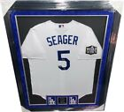 Corey Seager Signed Autographed Los Angeles Dodgers Jersey 2020 World Champs MLB