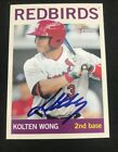 St. Louis Cardinals Baseball Card Guide - 2011 Prospects Edition 72