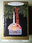 Hallmark Freedom 7 Journeys into Space Ornament Magic Light and Sound in Box