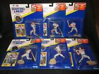 Starting Lineup San Francisco GIANTS figure lot x6 clark mitchell williams Nice