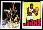 Willis Reed Rookie Card Guide and Checklist 12