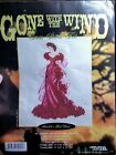 Cross Stitch KIT SCARLETT OHaras RED DRESS Leisure Arts Gone With the Wind