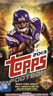 2013 Topps Football Hobby Box Look For Hand Signed 1 1 AUTO RC AU