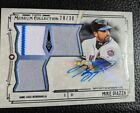 2015 Topps Museum Collection Mike Piazza AUTOGRAPH auto Jersey New York Mets 30