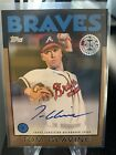 Tom Glavine Cards, Rookie Cards and Autographed Memorabilia Guide 42