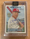 2016 Topps Archives Signature Series All-Star Baseball Cards - Checklist Added 18