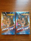 2018 Topps Smack Down Live WWE Hobby Sealed 2 Box Lot