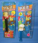 a Lot of 2 Misfit Pez ~ Red Snowman & Santa