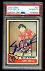 Stan Mikita Rookie Card and Autographed Memorabilia Guide 42