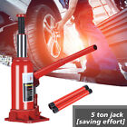5 Ton Hydraulic Bottle Jack Car Repair tools for Auto and small Truck Repair
