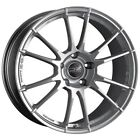 ALLOY WHEEL OZ RACING ULTRALEGGERA MAZDA 2 7x17 4x100 ET 44 CHRYSTAL TITANIU bec
