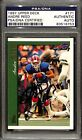 Andre Reed Cards, Rookie Card and Autographed Memorabilia Guide 57