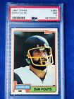Dan Fouts Cards, Rookie Card and Autographed Memorabilia Guide 15