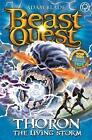 92 Thoron the Living Storm Beast Quest by Blade Adam Very Good Used Book P