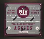 2015 Panini TEXAS A&M AGGIES Hobby Sealed Box 24 Packs, (2-3) Auto or Jersey